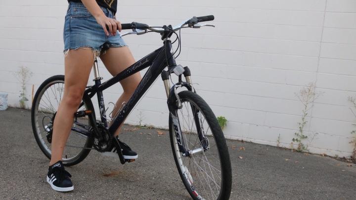 Bikes and IcedLattes