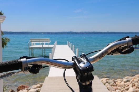 lake bike june