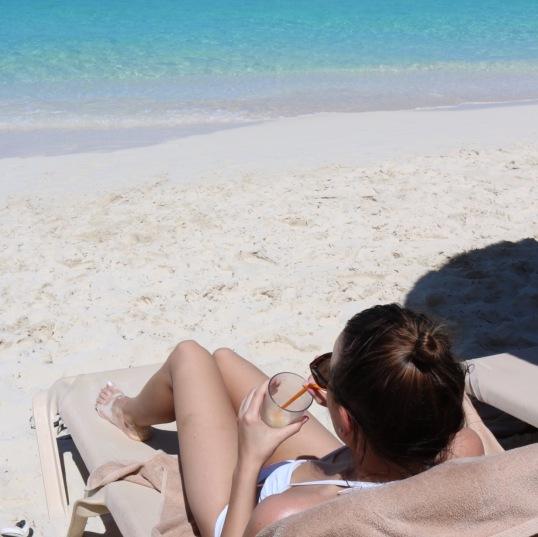 TC beachin
